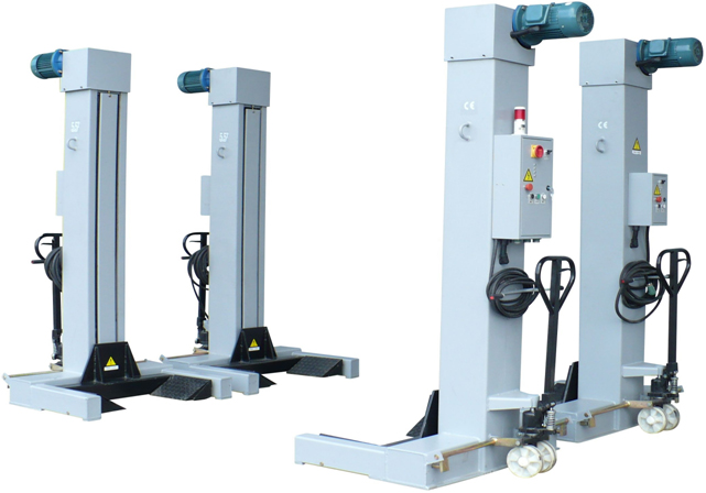 RP1007 Heavy Duty Car Lift