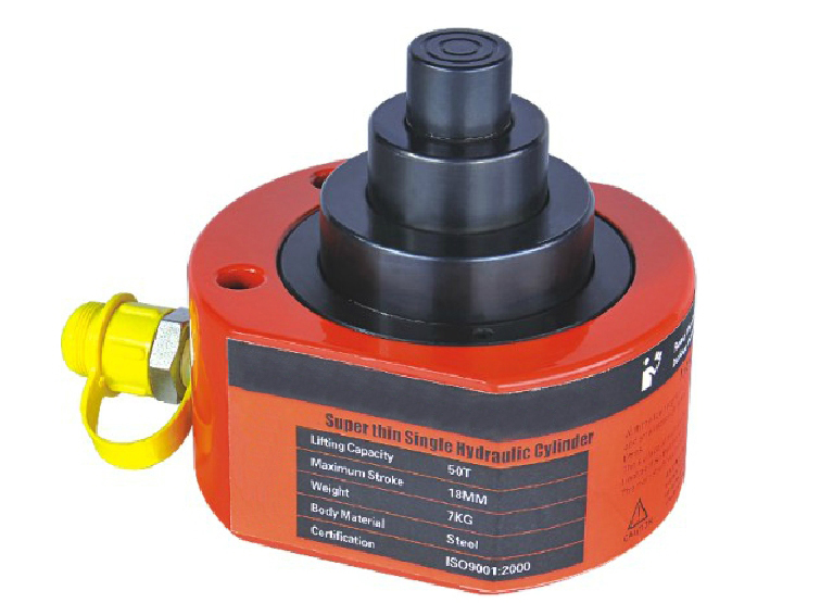 RP-8163 Single Hydraulic Cylinder