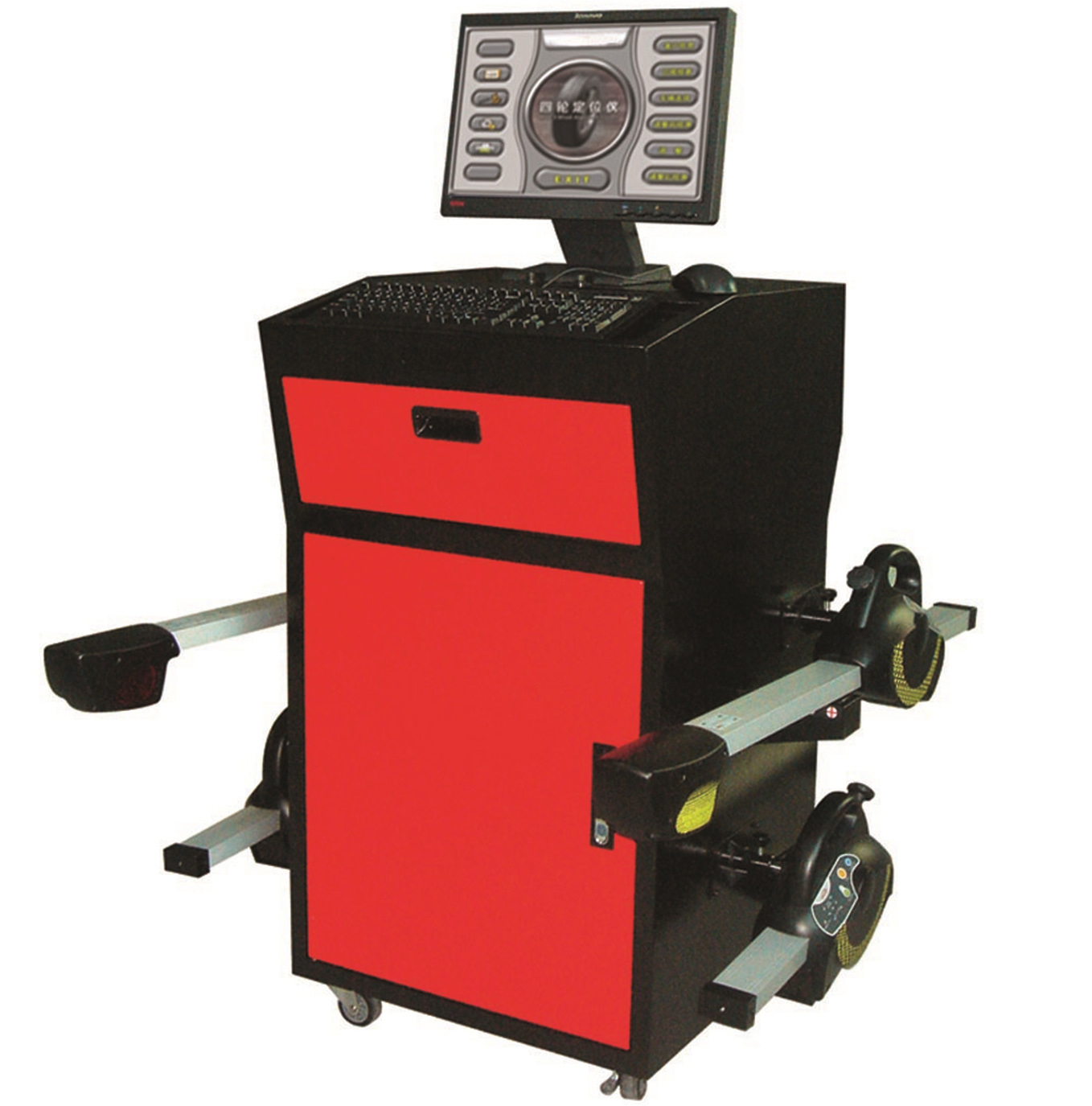 RP-2302 Four Wheel Alignment