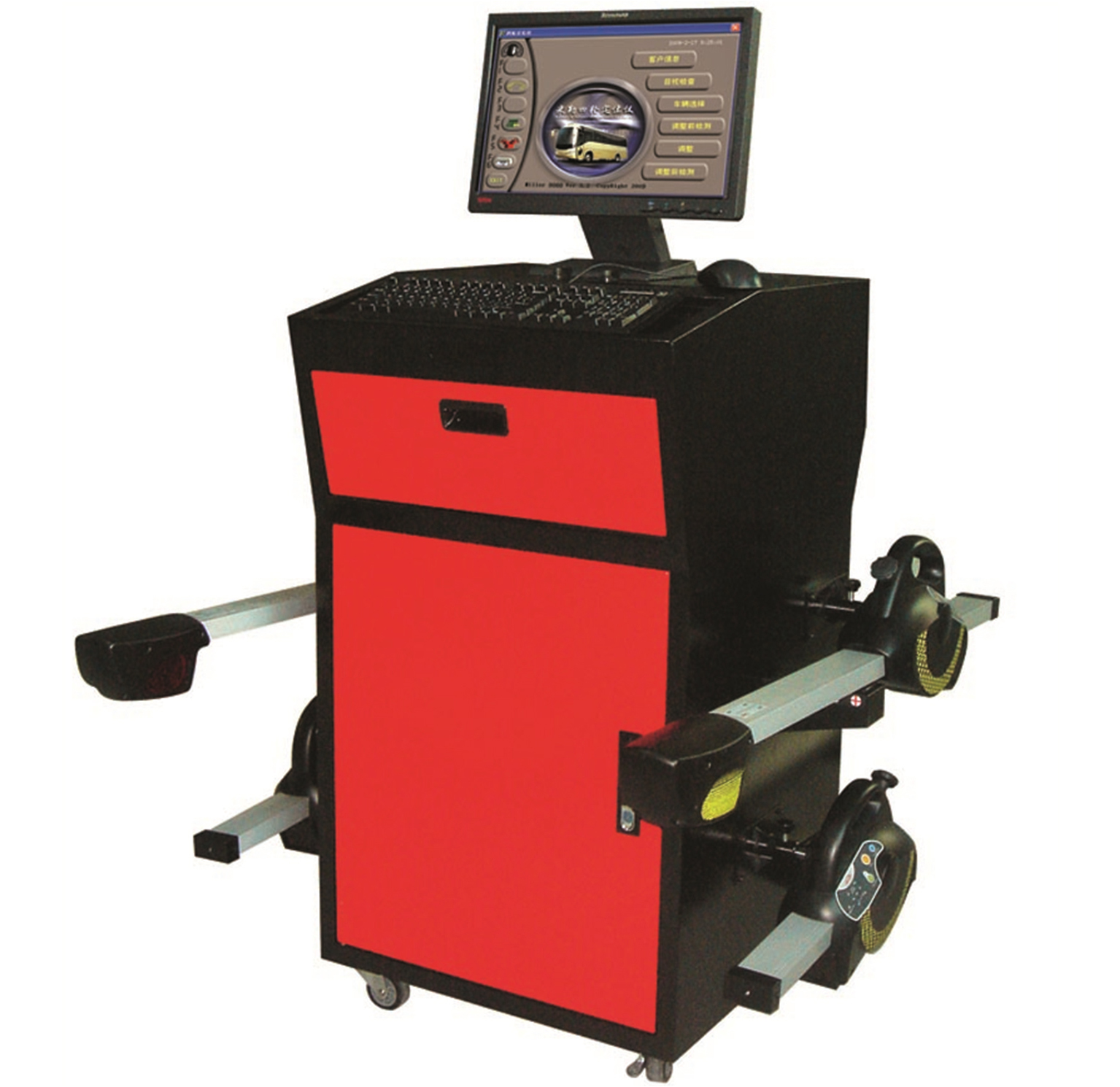 RP-2309 Truck Wheel Alignment
