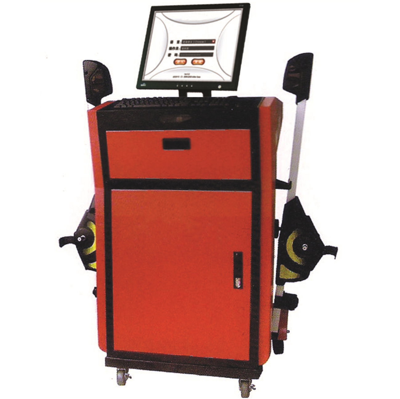 RP-2308 Truck Wheel Alignment