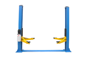 RP-1105 Floor plate car lift
