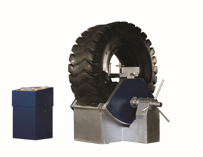 RP2405 Vulcanizer for mine truck tires