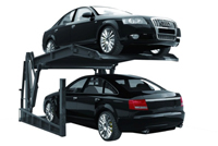 RP7002 Tilt Platform Parking Lift